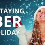 sober holidays